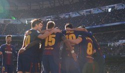 ترکیب بارسلونا مقابل ایبار مشخص شد+عکس
