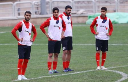 عکس/ اتفاق عجیب در اردوی پرسپولیس پیش از بازی با السد قطر