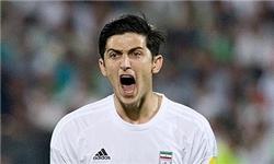 آزمون نماینده ایران در تیم منتخب راه یافته به جام جهانی ۲۰۱۸ روسیه+ عکس