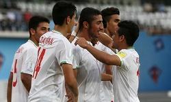 ایران بخت نخست قهرمانی در جام جهانی فوتبال