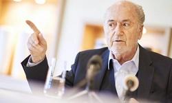 رئیس سابق فیفا با وجود محرومیت به جام جهانی روسیه می رود
