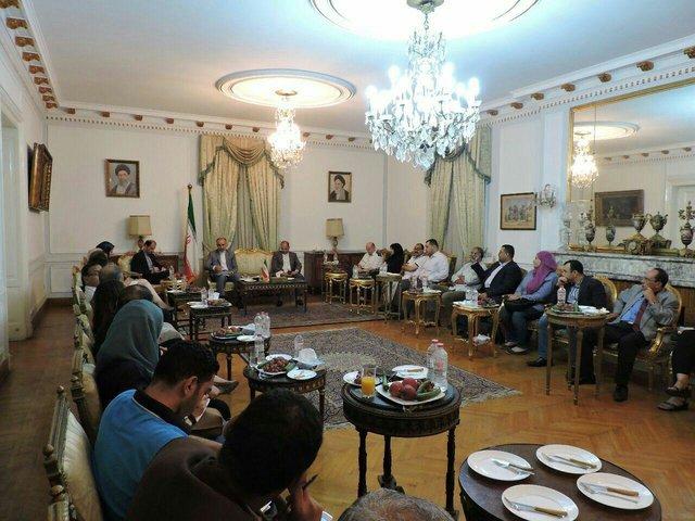 انتقاد رئیس دفتر حفاظت منافع ایران در مصر از رکود سیاسی موجود در روابط تهران-قاهره